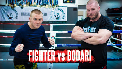 BODARI VS FIGHTER