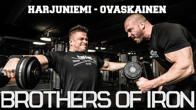BROTHERS OF IRON - The Movie